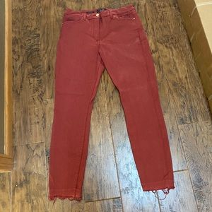 Skinny ankle pants from Stitchfix